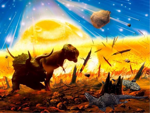 Permian –Triassic extinction event
